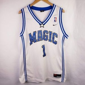 Tracy McGrady Orlando Magic Authentic Nike Jersey